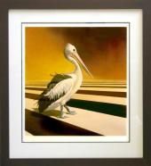 Zebra Crossing - Limited edition framed